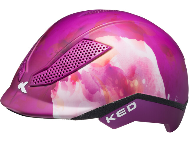 KED Pina Bike Helmet Children pink